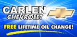 Carlen Chevrolet logo