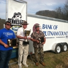The 2013 winners with John Story of Bank of Putnam County.